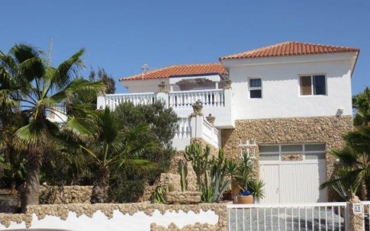 Villa mit Pool in Costa Calma