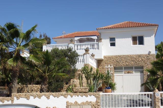 Villa mit Pool in Costa Calma