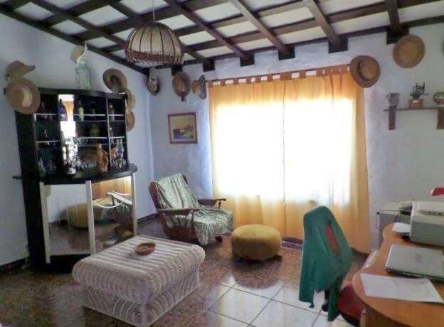 Las Playitas Fuerteventura Finca Schlafzimmer 3