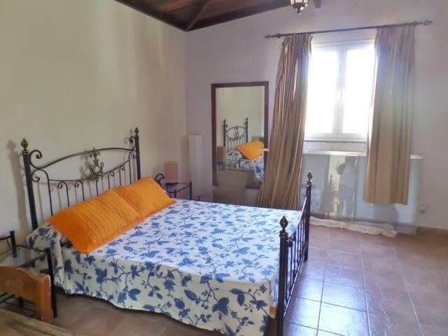 Las Playitas Fuerteventura Finca Schlafzimmer
