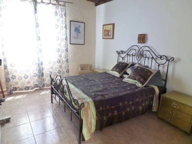 Las Playitas Fuerteventura Finca Schlafzimmer 2