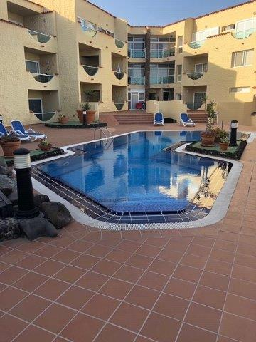 Apartment with pooll Costa Calma