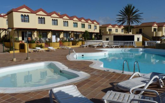 Fuerteventura Costa Calma Pool Green Oasis Fuerte Royal Immobilien