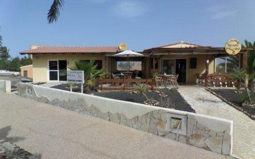 Fuerteventura La Pared Bar Cafe Restaurant zu verkaufen